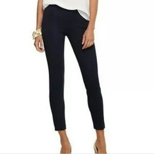 Lilly Pulitzer Navy Travel Pant Stretch Ponte
